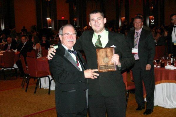 Brother Jesse Fosheim - Phi Kappa Psi National Undergraduate of the Year